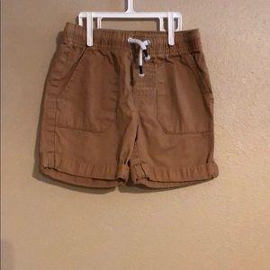 Other - Tan cat & jack shorts